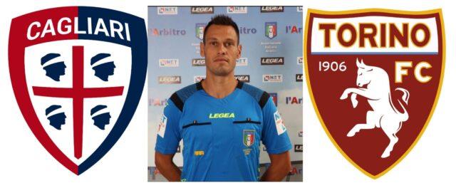 Maurizio Mariani arbitra: Cagliari – Torino