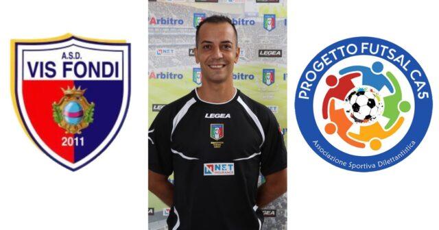 Simone Pisani in: Vis Fondi – Progetto Calcio A5