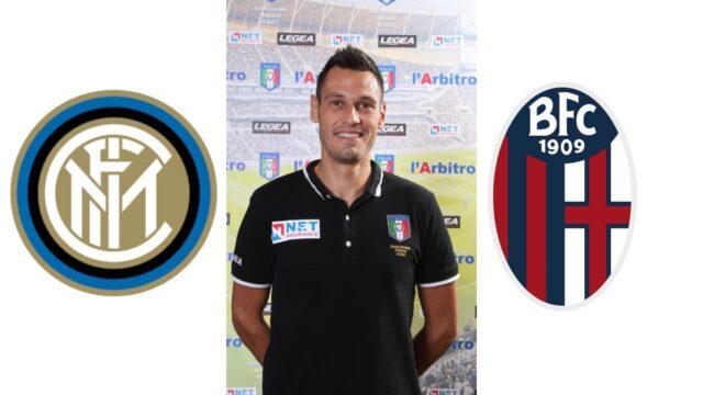 Maurizio Mariani in: Inter – Bologna