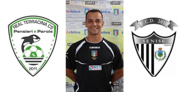 Simone Pisani in: Real Terracina C5 – Senise