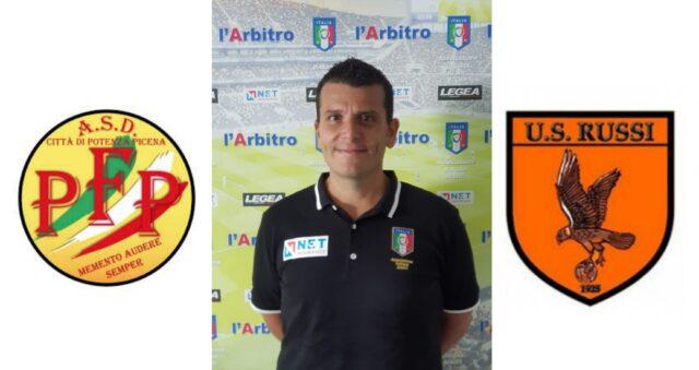 Roberto Galasso in: Futsal Potenza Picena – Russi s.r.l. SSD