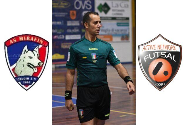 Simone Pisani in: Mirafin – Active Network Futsal