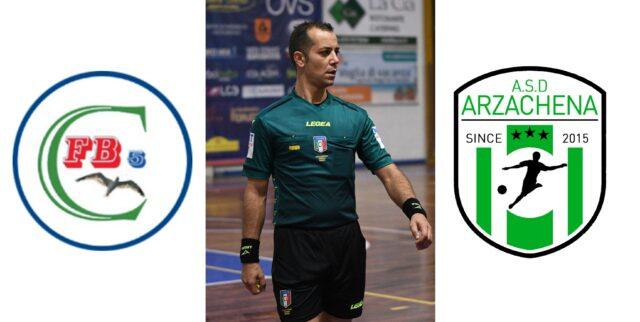 Simone Pisani dirige: FB5 Team Rome CA5 – Arzachena 2015
