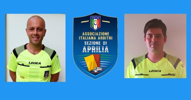 Simmaco Aiossa e Alessio Fainelli promossi come OA