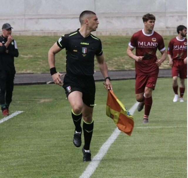 ANDREA PASQUALETTO FINALE PLAY OFF SERIE D