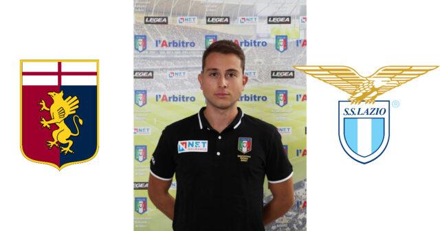 Valerio Brizzi in Lazio – Genoa