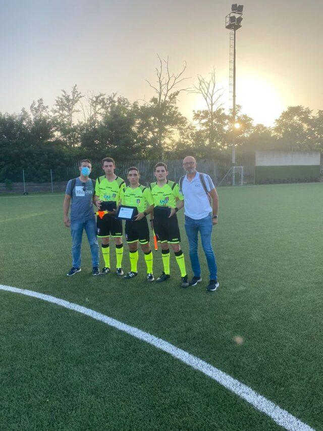 Benestante e De Curtis per la finale di Coppa Lazio U19